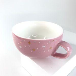 Davids Tea Pink Gold  White Tea Cup Simplicity